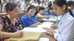 Điểm mới trong tuyển sinh ĐH CĐ 2014: Điều chỉnh  đối tượng ưu tiên