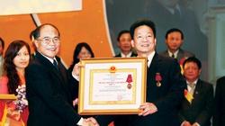 Tập đoàn T&T đón nhận Huân chương Lao động hạng Nhất