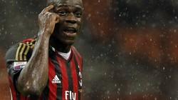 "Balotelli sắp bị ""tống cổ"" khỏi Milan"