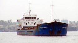 Quảng Nam: Tạm giữ tàu chở 3.000 tấn quặng sắt nghi vấn