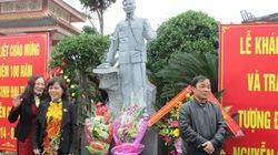 Tiếp nhận 4 bức tượng Đại tướng Nguyễn Chí Thanh