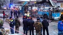 Cảnh tượng kinh hoàng sau vụ đánh bom ở Nga