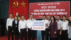 Hội Nông dân Việt Nam tổ chức cuộc vận động vì Trường Sa