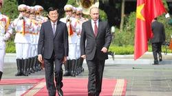 Quan hệ Nga - Việt đơm hoa, kết trái