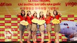 Bay tới Hàn Quốc dễ dàng và tiết kiệm hơn cùng Vietjet