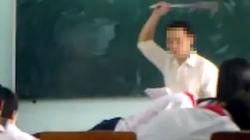 """""""Quên"""" bảng cửu chương, bé lớp 3 ở Đồng Nai bị thầy đánh bầm mông"""