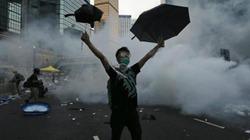 Thanh tra Hong Kong không xử lý biểu tình, nổ súng tự sát