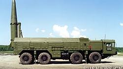 Năm 2015, Nga có 7 lữ đoàn tên lửa đạn đạo Iskander-M