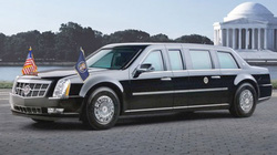 10 tiết lộ về siêu xe của Tổng thống Mỹ Obama
