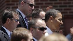Ảnh: Tổng thống Obama được bảo vệ thế nào?