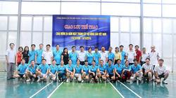 Giao lưu văn hóa, thể thao giữa công đoàn T.Ư Hội Nông dân Việt Nam và Hội Nông dân Vĩnh Phúc