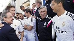 """Chủ tịch Real Madrid """"đốt"""" 1,15 tỷ euro trong 4.000 ngày"""