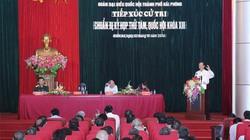 Thủ tướng tiếp xúc cử tri quận Kiến An (Hải Phòng)