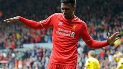 Liverpool trói Sturridge bằng 40 triệu bảng