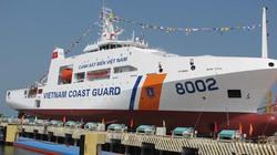 Hạ thủy tàu cảnh sát biển hiện đại nhất Việt Nam