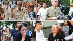 """Những hình ảnh không thể quên khi phải tiễn biệt Đại tướng Võ Nguyên Giáp về với """"đất mẹ"""""""