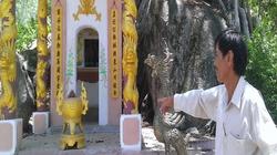 Truyền thuyết về ngôi miếu linh thiêng khiến giới tài xế khi qua không dám hé lời