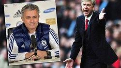 """Trước đại chiến, Mourinho lại khiến Wenger tức """"sôi máu"""""""
