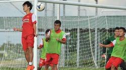 U19 Việt Nam luyện bóng bổng đối phó với U19 Hàn Quốc