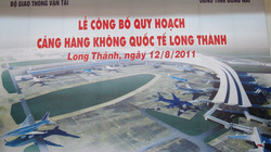 Dự án sân bay Long Thành: Băn khoăn về kinh phí