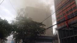 Cháy khách sạn Budget Saigon, 1 người nước ngoài tử vong