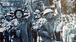 Những hình ảnh hiếm về Thủ đô ngày tiếp quản 60 năm trước