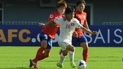 U19 Việt Nam thất bại 0-6 trước U19 Hàn Quốc: Cảm ơn… xà ngang!
