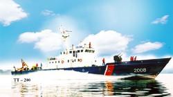 """Cảnh sát biển cử tàu """"khủng"""" thế nào đón tàu bị cướp?"""