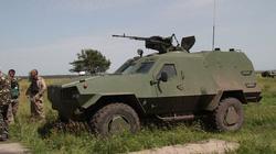 Ukraine đột ngột hoãn sản xuất xe bọc thép hiện đại Watch-B