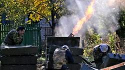 Giao tranh gần sân bay Donetsk, 8 người thương vong