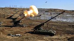 Hàn Quốc, Triều Tiên đọ súng ở biên giới