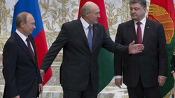 Tổng thống Ukraine Poroshenko đánh tiếng muốn sớm gặp Tổng thống Nga Putin