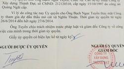 Quảng Ngãi: Côn đồ đánh 4 phóng viên là cán bộ của Công ty Xây dựng Thành Đạt