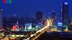 Chùm ảnh: Vóc dáng Thủ đô Hà Nội sau 60 năm xây dựng, phát triển