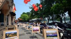 Hà Nội nắng đẹp ngày Kỷ niệm giải phóng Thủ đô