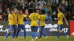 Tadelli lập cú đúp, Brazil hạ gục Argentina trong trận Siêu kinh điển