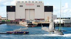 Tàu ngầm hạt nhân hiện đại nhất bậc nhất thế giới hoàn thành tốt thử nghiệm