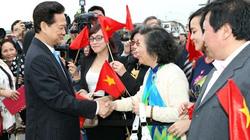 Thủ tướng Nguyễn Tấn Dũng  thăm Bỉ, EU, Đức, Vatican