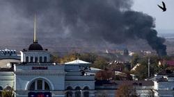 Ukraine:  Quân ly khai vẫn  không ngừng nã pháo