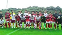 ĐT Việt Nam thua CLB Vissel Kobe với tỉ số 1-5