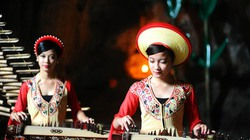 Đậm đà bản sắc dân tộc tại Hoà nhạc Hang Đầu Gỗ