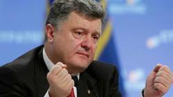Tổng thống Poroshenko: Bầu cử ở Đông Ukraine phải tuân thủ luật pháp Ukraine