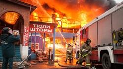 Cháy chợ Bà Côi ở Nga: Hàng trăm người Việt  có nguy cơ trắng tay