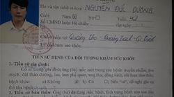 """Chuyện lạ ở Quảng Bình: """"Khám"""" sức khỏe cho... người đã chết 9 năm"""