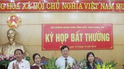 HĐND tỉnh Bắc Kạn bầu bổ sung 3 chức danh lãnh đạo