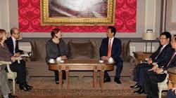 Hoạt động của Thủ tướng Nguyễn Tấn Dũng tại Vương quốc Bỉ