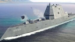 Lý do Hải quân Mỹ thay thế pháo hạm Mk 110 bằng loại nhỏ hơn?