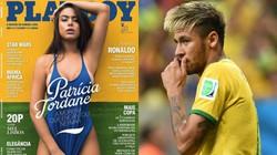 Neymar ngậm đắng vì siêu mẫu nóng bỏng
