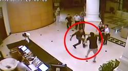 Clip: Hỗn chiến trong khách sạn Pearl River ở Hải Phòng