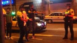 Pique xin lỗi vì hành hung cảnh sát